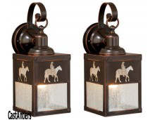 Click Here for Rustic Outdoor Lighting