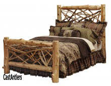 Rustic/Log Beds