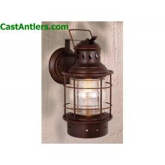 Nautical 8in Outdoor Wall Light
