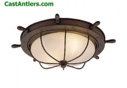 Nautical Outdoor Ceiling Light