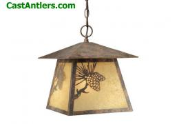 Outdoor Pendant Old Patina