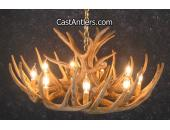 Verde Whitetail Antler Chandelier
