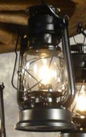 "Replacement Glass for 30"" or 42""  Hanging Lantern  Wagon Wheel Chandelier"