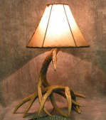 Click Here for Antler Lamps
