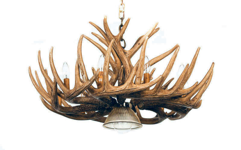 Antler chandeliers whitetail 12 cast cascade antler chandelier w whitetail 12 cast cascade antler chandelier w downlight aloadofball Choice Image