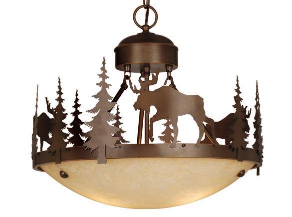 Rustic chandeliers klondike chandelierpendant rustic lighting klondike chandelierpendant mozeypictures Choice Image