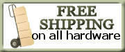 Free Shipping on Cabinet Hardware