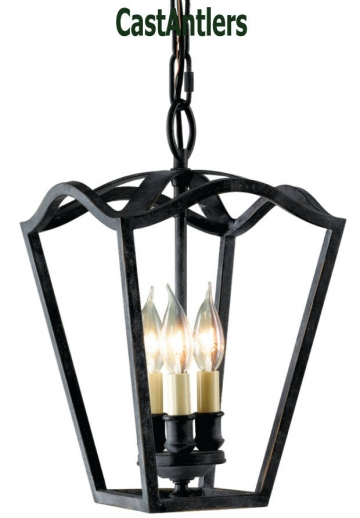 Wrought Iron Chandelier/Pendant