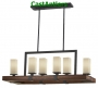 Madera 6-Light Chandelier