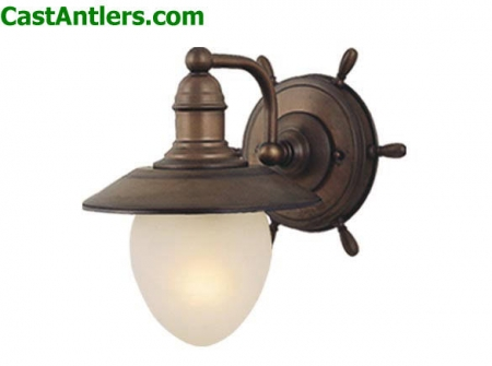 Nautical 1-Light Vanity Light