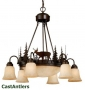 Yukon 9-Light Chandelier