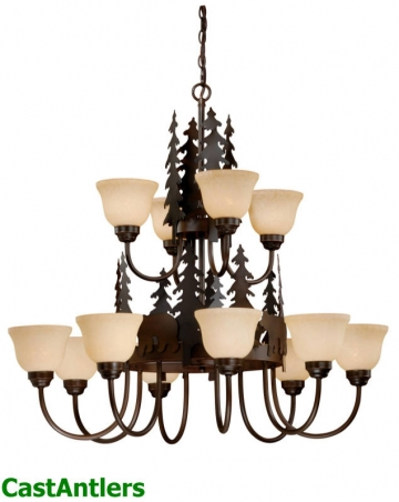 Bryce 12-Light Chandelier