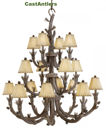 Dakota 16-Light Chandelier