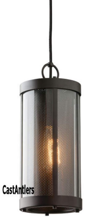 1 Light Modern Rustic Mini Pendant