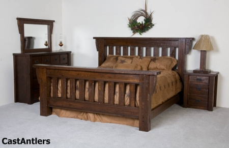 Timber Barn Bedroom Set