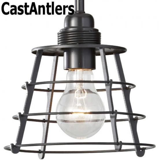 Industrial Light Pendant - Dark Bronze