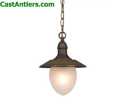 Nautical Indoor/Outdoor Pendant
