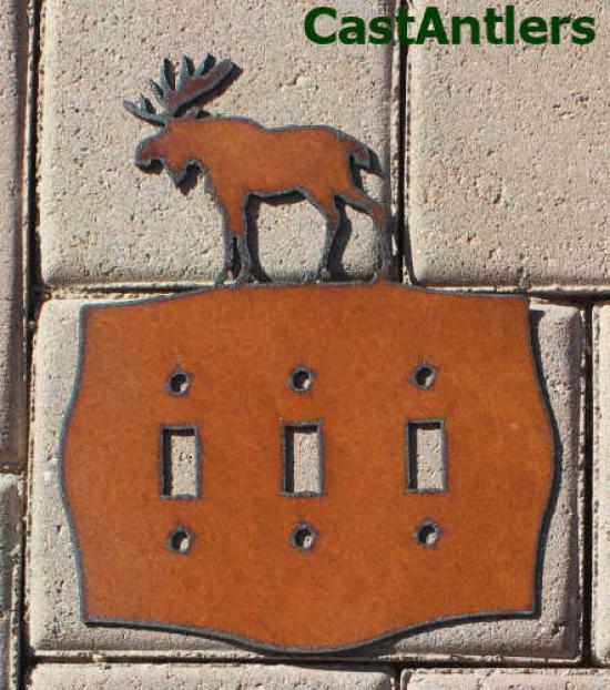 Moose Toggle Switch Plate Covers