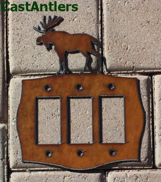 Moose Rocker Switch Plate Covers