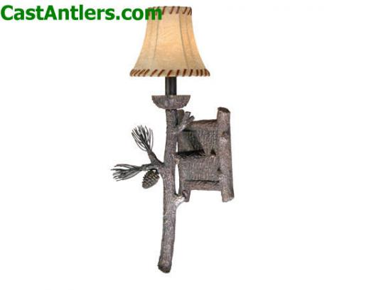 Yukon 1-Light Sconce