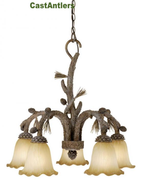 Dakota 5-Light Chandelier