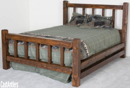 Prairie Barn Bed