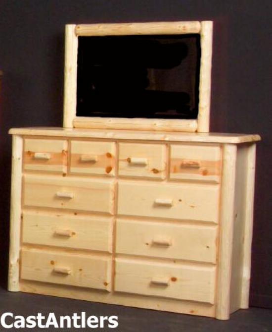 Traditional 10 Drawer Chest