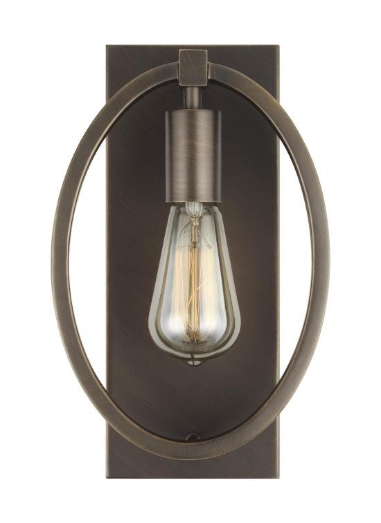 Mystical 1-Light Sconce